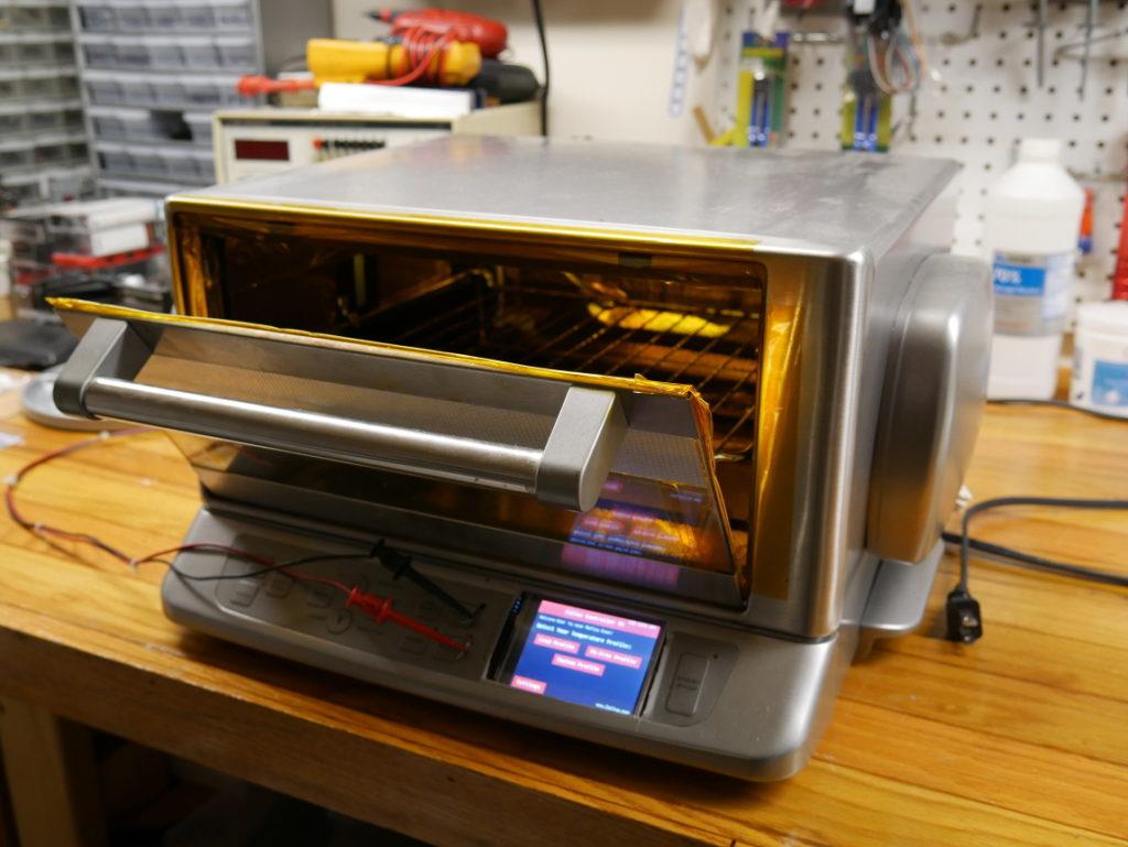 Custom Reflow Oven